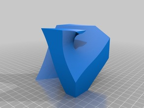 My Customized cube trisection puzzle (2)