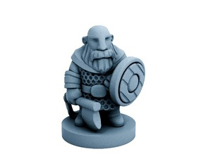 Dwarfclan Bondi (18mm scale)