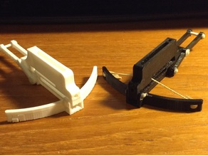 Mini Repeating Crossbow 2.0