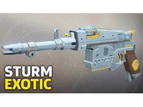 Strum Exotic Handcannon