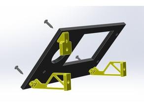 X5S Control Panel Tilt Brackets