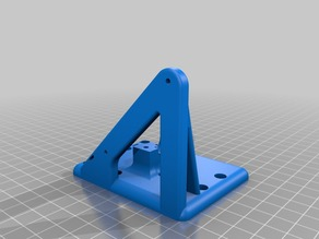 E3D v6 Carriage By TNS with nut inserts