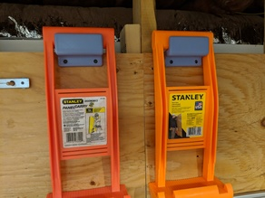 Stanley panel carrier wall hook