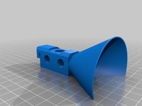 Y Corner for i3 mk2 / mk2s with ball damper support