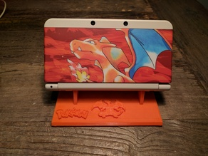 Nintendo 3DS Pokemon Stand