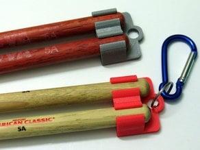 Stickey - A Drumsticks keychain