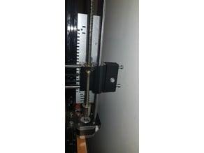 Belt tensioner axis X Prusa i3