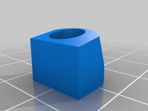 Anycubic i3 Mega X-Axis End Stop Switch Pusher