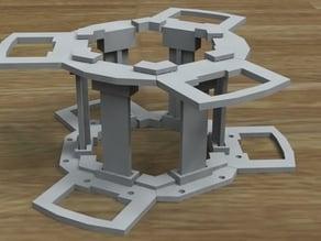 Printable Filament Spindle ver 1h