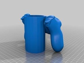 ps4 controller pen cup