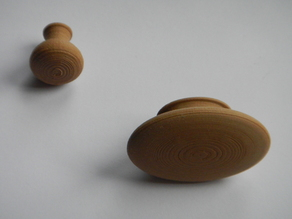 Drawer Pulls & Cabinet Knobs, Parametric