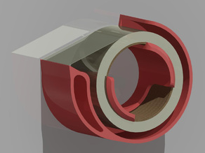50mm packing tape dispenser