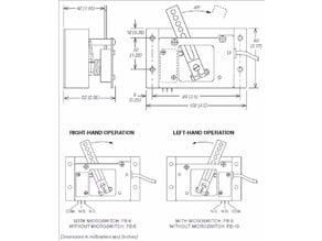 Acelerador Auto Electrico Conversión