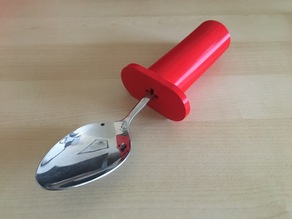 Grip Aid for Cutlery