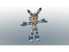 Space Bunny Ver. 1.1 Mk3