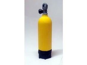 Diving cylinder