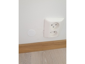 A plug to cover holes with