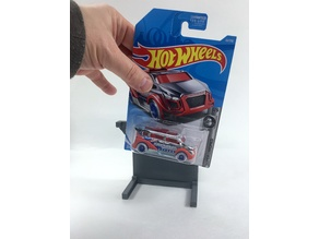 Hot Wheels Card Display Stand or Photography Stand