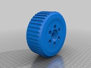 buggy's wheel 1:8