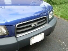 Subaru Front Grille Emblem