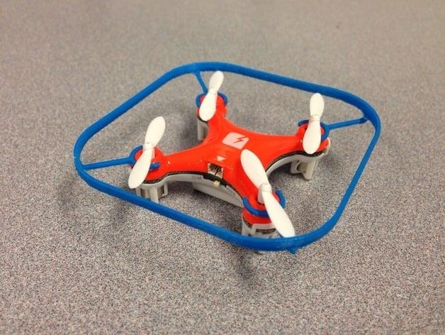 SKEYE Nano Drone Propeller Guard By Alnux