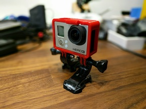 GoPro Frame Double Mount