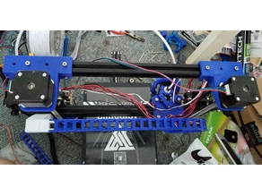 X-axis Cable Chain Mount