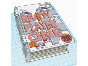 Ready Player One Book Box