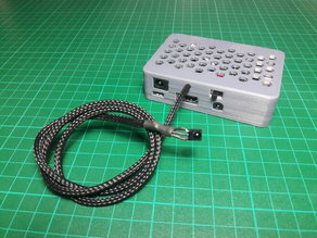 Raspberry Pi 2/B+ Case [with Jack and Switch Power]