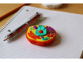 Multi-Color Mini Animal Cell