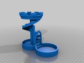 Jorg's Simple Dice Tower