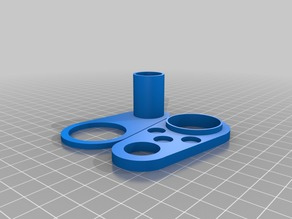 Dremel CNC dust separator