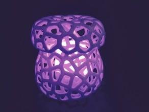 Voroni Lamp