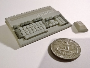 Mini Commodore Amiga A500