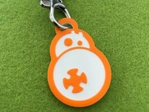 BB 8 / BB 9 keychain