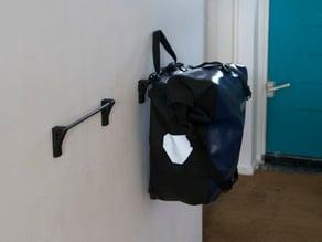 Ortlieb bicycle bag storage