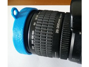 FinePix S9500 lens cover