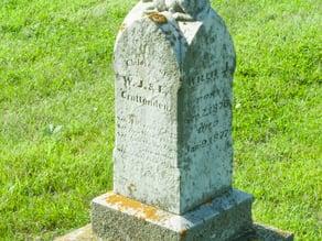 Cruttenden Children's Monument