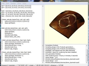 Texture Mapping in OpenScad!