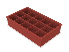 Silicone Ice Cubes Tray Mold