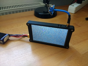 Quanum Cyclops FPV monitor conversion