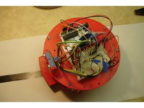 Line Follower Sensor Bracket