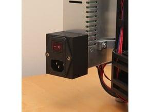 PSU Cover + Switch