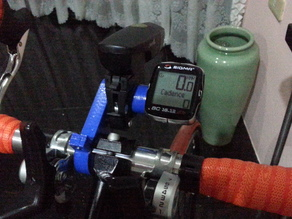 Bicycle Handlebar Extension for Accessories