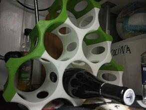 Modular Wine Rack - some finishing parts