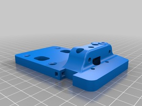 Anet A2 direct drive mount