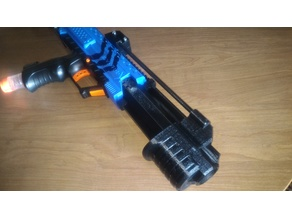 Apollo Pump Grip and Connector for 8mm rods