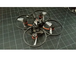 Brushless WHOOP 65mm 24g or 64mm 21g!