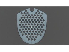 G305 (G304) honeycomb battery cover