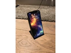 iPhone X Qi stand
